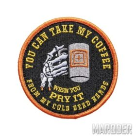 Нашивка Cold Dead Caffeine Patch. 5.11 Tactical