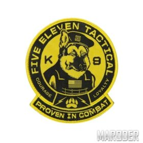 Нашивка K9 Patch. 5.11 Tactical