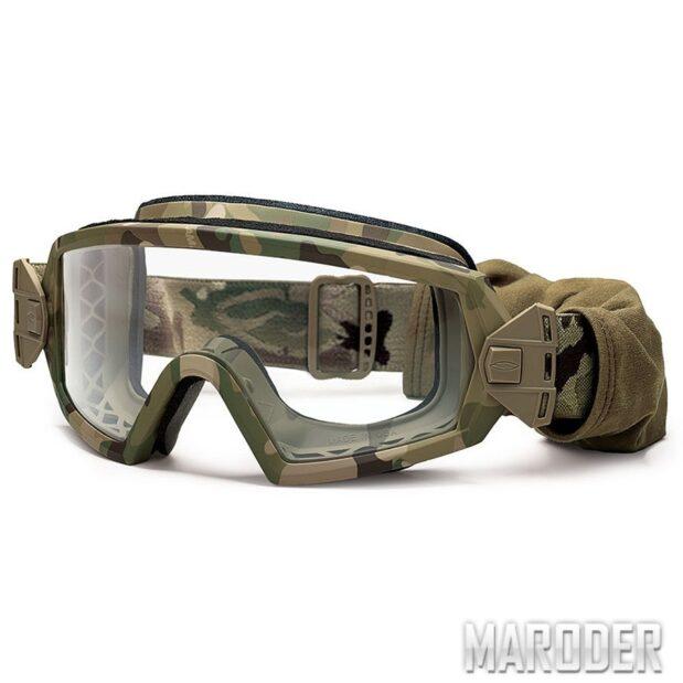 Защитная противосколочная маска Smith Optics Elite OTW Multicam