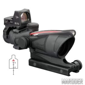 Прицел Trijicon ACOG 4x32 Scope RMR Red Dot Sight
