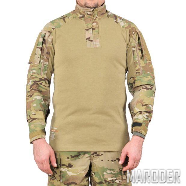 Боевая рубашка Crye Precision G3 All Weather Combat Shirt Multicam