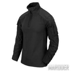 Боевая рубашка MCDU Black. Helikon-Tex