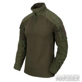 Боевая рубашка MCDU Olive Green. Helikon-Tex