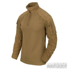 Боевая рубашка MCDU Coyote. Helikon-Tex
