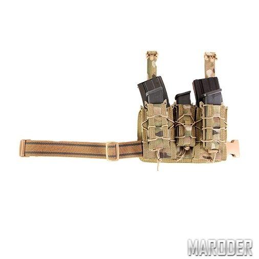 Набедренная платформа LEG RIG V1 Multicam. HIGH SPEED GEAR