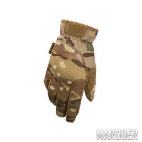 Тактические перчатки FastFit Multicam. Mechanix Wear
