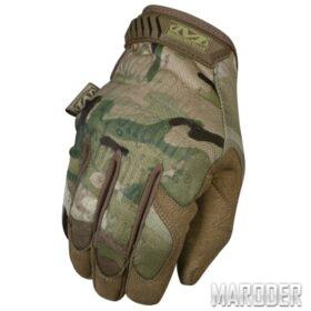 Тактические перчатки Original MultiCam. Mechanix Wear