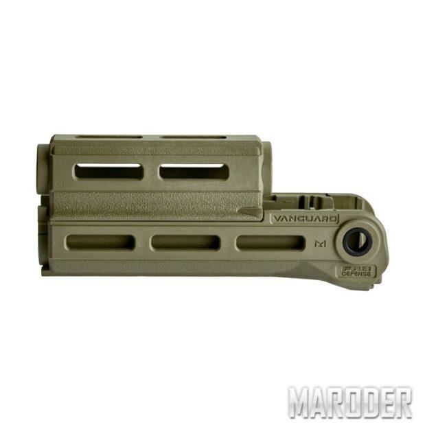 Цевье FAB Defense VANGUARD Olive для АК 47/74
