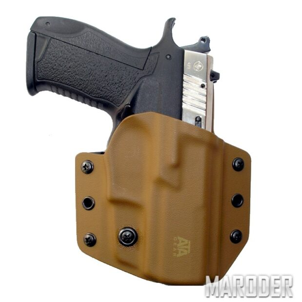 Кобура для пистолета Форт 17 HIT FACTOR Coyote. ATA Gear