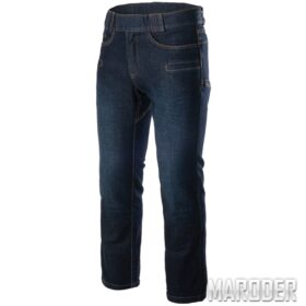 Тактические джинсы GREYMAN TACTICAL JEANS Slim Denim. Helikon-Tex
