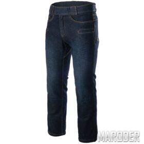 Тактические джинсы GREYMAN TACTICAL JEANS Slim Denim. Helikon-Tex