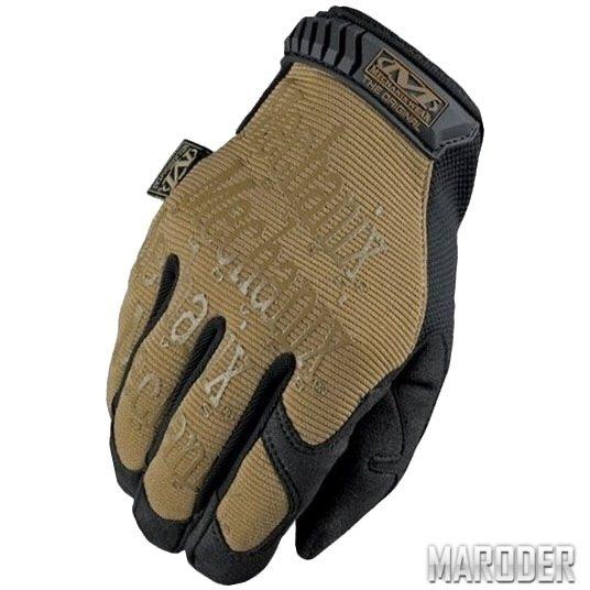 Тактические перчатки Original Coyote-Black