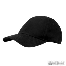 Бейсболка форменная Fast Tac Uniform Hat Black. 5.11 Tactical