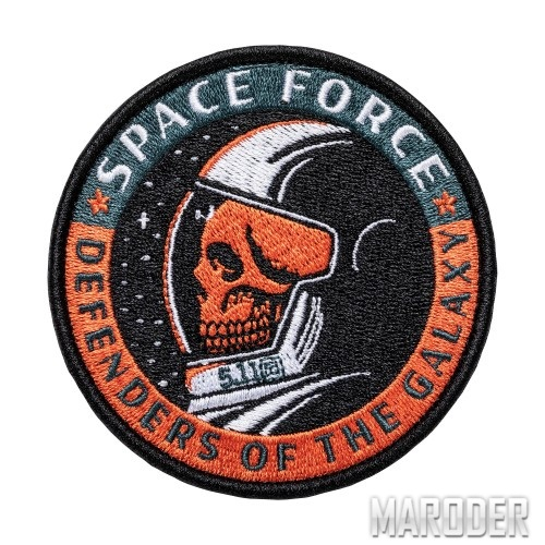 Нашивка Space Force Patch. 5.11 Tactical