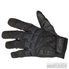 Тактические перчатки Station Grip 2 Gloves Black. 5.11 Tactical