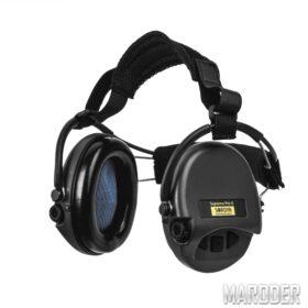 Наушники активные Sordin Supreme Pro X Neckband Black