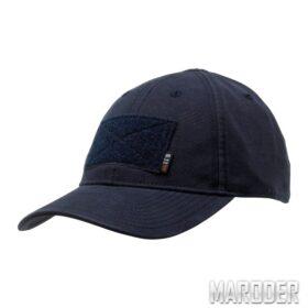 Бейсболка Flag Bearer Cap Dark Navy. 5.11 Tactical