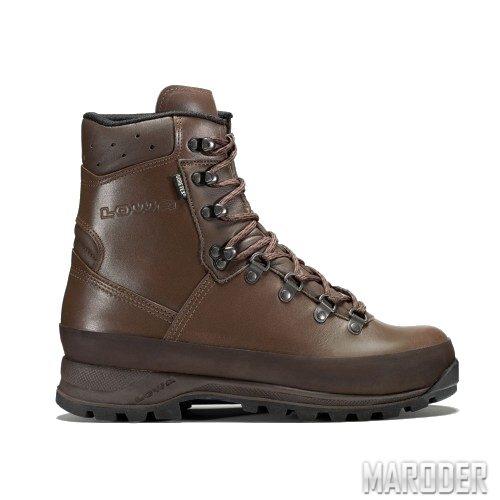 Ботинки горные Lowa Mountain GTX Dark Brown