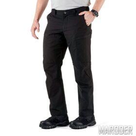 Брюки тактические APEX Pant Black. 5.11 Tactical