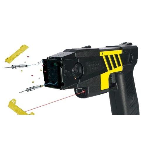 5 простых предметов для самообороны электрошокер тейзер