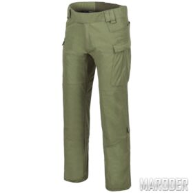 Штаны MBDU Olive Green. NyCo Ripstop. Helikon-Tex