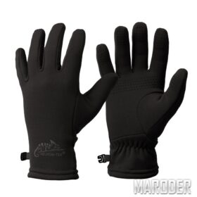 Перчатки Trekker Outback Gloves Black. Helikon-Tex