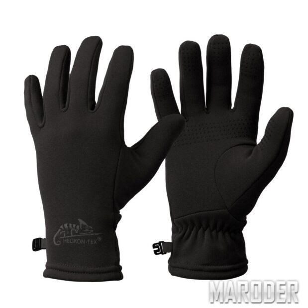 Перчатки Trekker Outback Gloves Black. Helikon-Tex