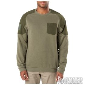 Реглан Radar Fleece Crew Sage Green. 5.11 Tactical