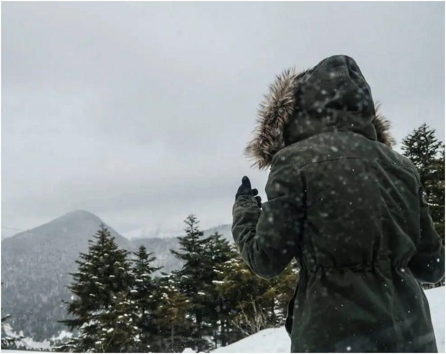 Как одеваться зимой? В какой одежде легче пережить морозы парка