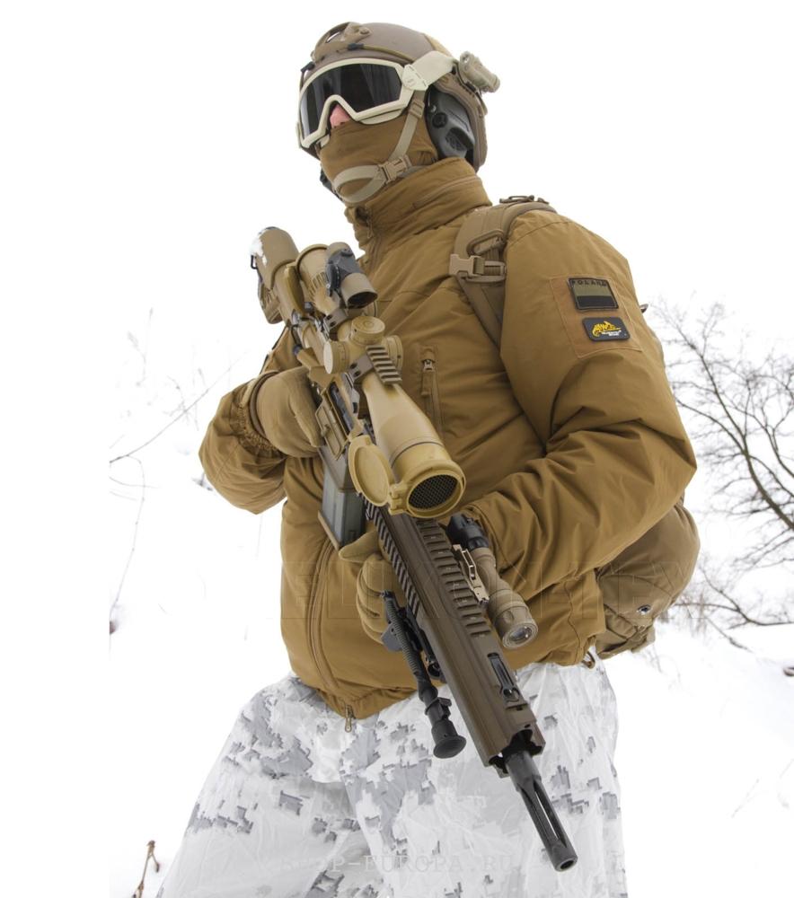 Как одеваться зимой? В какой одежде легче пережить морозы тактический пуховик