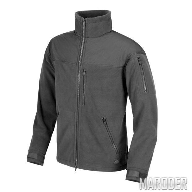 Флисовая куртка CLASSIC ARMY FLEECE Shadow Grey