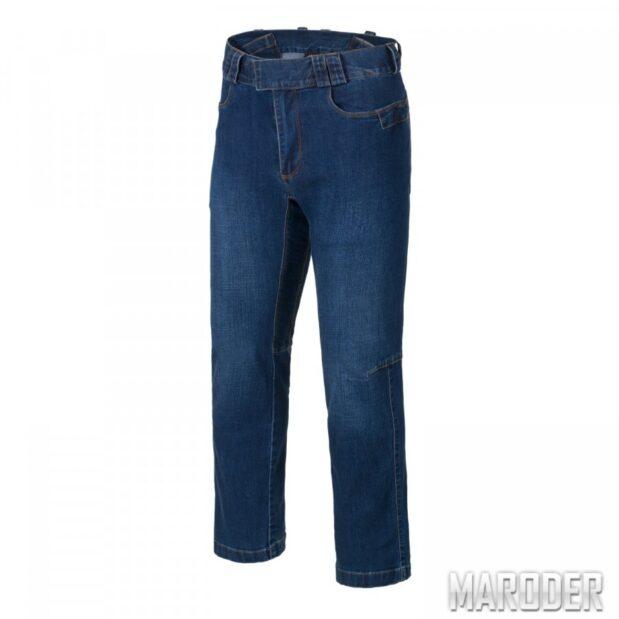 Тактические джинсы COVERT TACTICAL Denim Mid. Helikon-tex