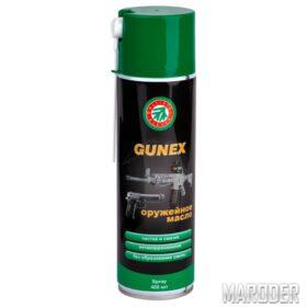Оружейное масло Gunex 400 мл.