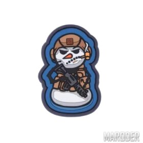 Нашивка Snowman Land. 5.11 Tactical