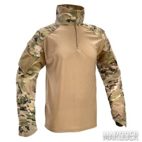 Боевая рубашка Combat Shirt Multicamo. Defcon 5