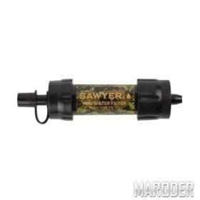 Фильтр для воды Sawyer Mini Camo
