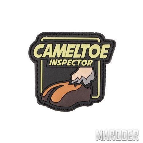 Морал патч Cameltoe Inspector. 101 Inc.