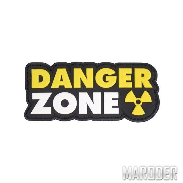 Морал патч Danger Zone. 101 Inc.