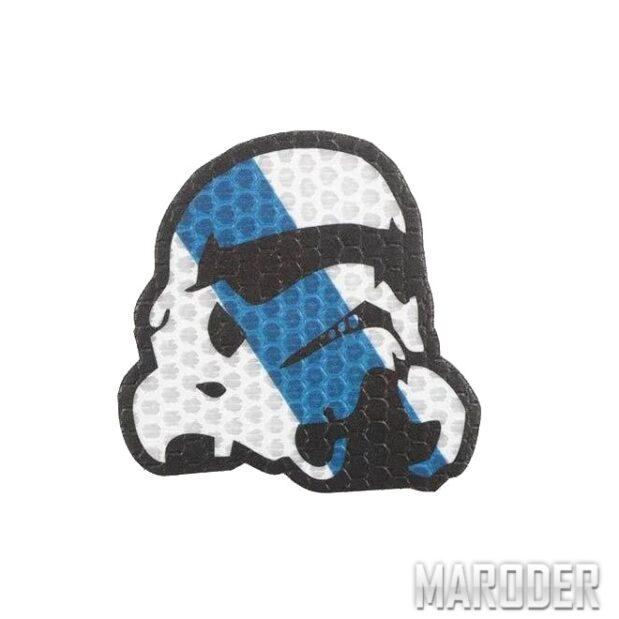 Морал патч IR Stormtrooper Laser Blue