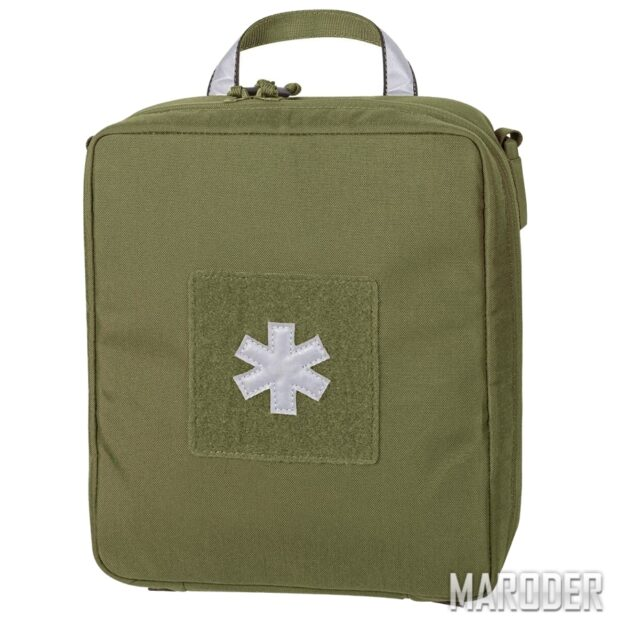 Аптечка Automotive Med Kit Olive Green. Helikon-Tex