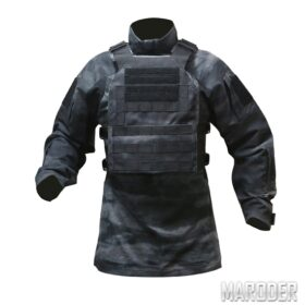 Плитоноска Easy Plate Carrier A-TACS LE. O.P.S.