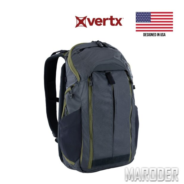 Рюкзак Vertx Gamut 2.0 Backpack Tarmac Mustard-Grass